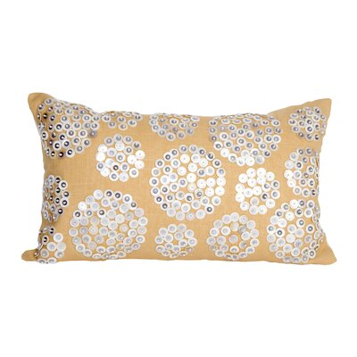 Sea Side Linen Lumbar Pillow