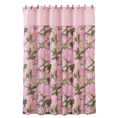 Shoreham Polyester Shower Curtain