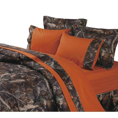 Oak Camo Sheet Set Size: Queen