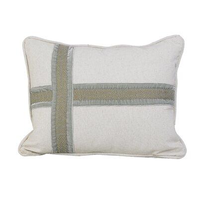 Arlington Cross Design Lumbar Pillow