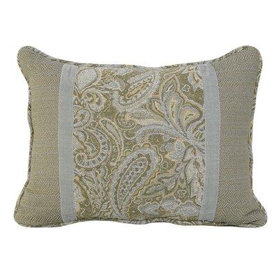 Dyanna Paisley Lumbar Pillow
