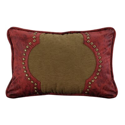 Idris Solid Lumbar Pillow