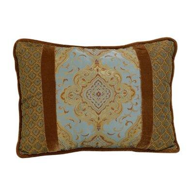 William Medallion Lumbar Pillow
