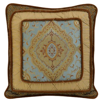 William Framed Throw Pillow