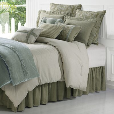 Dyanna 4 Piece Comforter Set Size: Queen