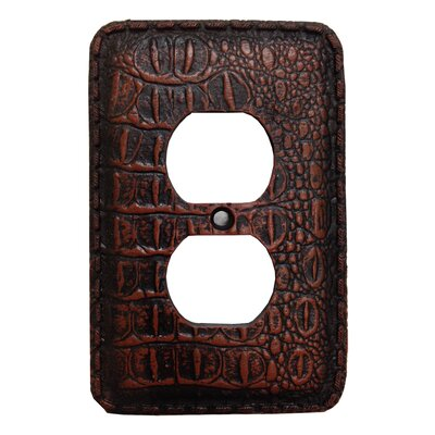 Resin Gator 2 Outlet Cover (Set of 4)