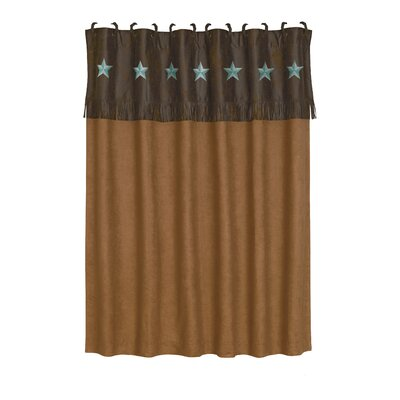 Kennison Polyester Shower Curtain