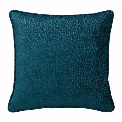 Fuiloro Leopard Chenille Throw Pillow