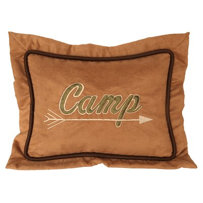 Camp Lodge Lumbar Pillow