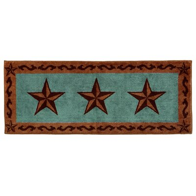 Alexis Star Kitchen Mat