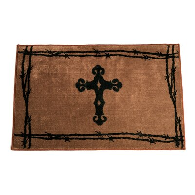 Aurthur Chocolate Area Rug