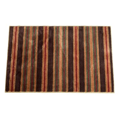 Manning Rustic Red/Tan Area Rug