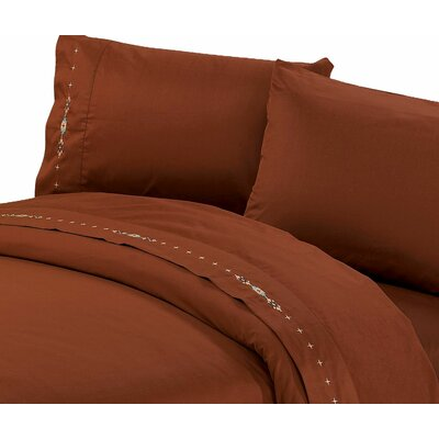 Balamos 350 Thread Count Cotton Sheet Set Size: King