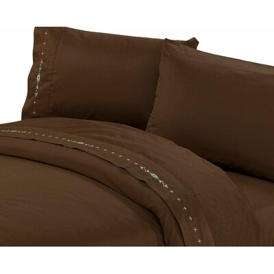 Balamos 350 Thread Count Solid Sheet Set Size: Full