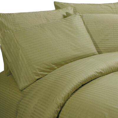 Tod 350 Thread Count Sheet Set Size: Queen