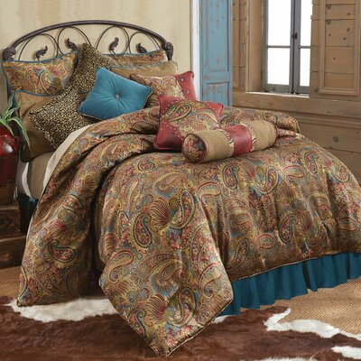 Idris Comforter Set Size: Super King