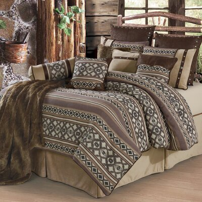 Tony 5 Piece Comforter Set Size: Full