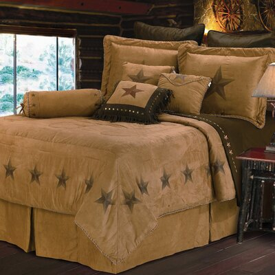 Alexis Star Comforter Set Size: Full