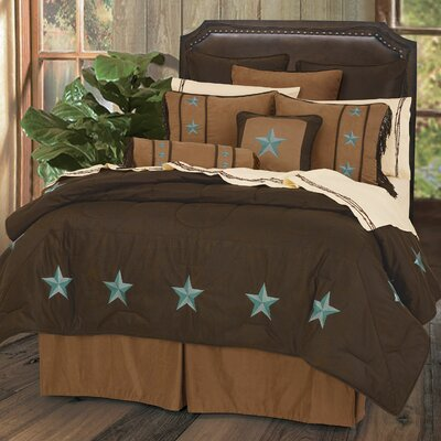 Kennison 6 Piece Comforter Set Size: Super King