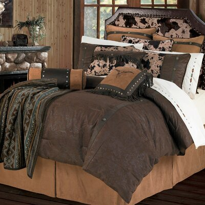 Alberts Comforter Set Size: Super King
