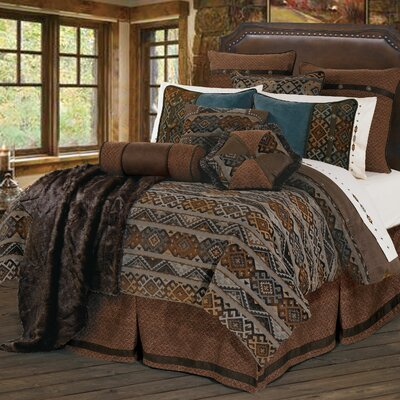 Rio Grande Duvet Cover Set Size: Super King
