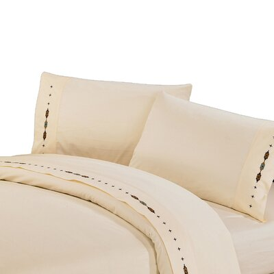 Navajo 350 Thread Count Sheet Set Size: Queen