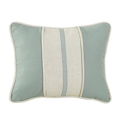 Bolton Textured Fabric Lumbar Pillow