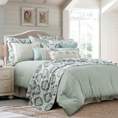 Bolton 4 Piece Comforter Set Size: King