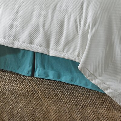 Noran Bed Skirt Size: King