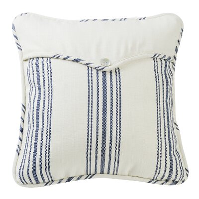 Hogan Linen Weave Throw Pillow
