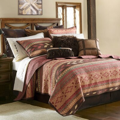 Odonnell 3 Piece Quilt Set Size: Full/Queen