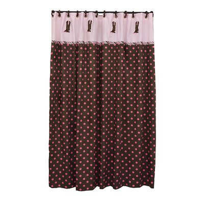 Christi Polyester Shower Curtain