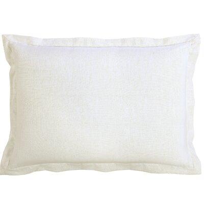 Cathey Linen Sham Size: 21 H x 34 W