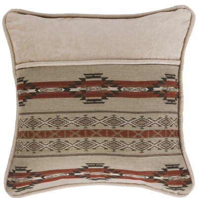 Larsen Pieced Throw Pillow