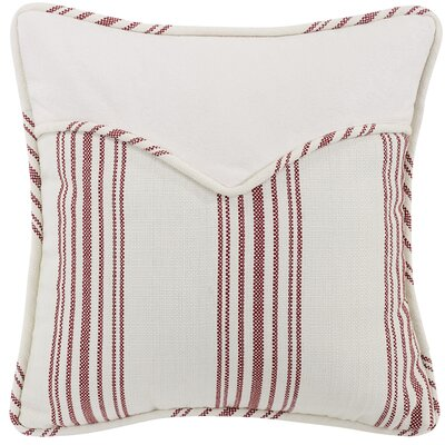 Malabar Stripe Envelope Throw Pillow