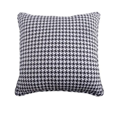 Redwood City Hounds Tooth Euro Sham