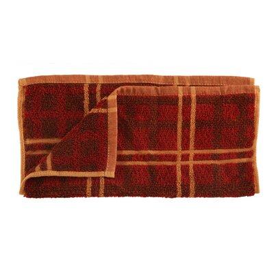 Plaid Washcloth LOPK6153 42894590