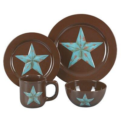 Star 16 Piece Dinnerware Set DI2010