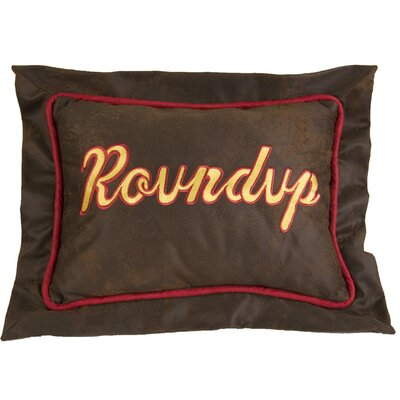 Silverod Roundup Lumbar Pillow