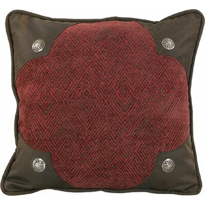 Brycen Chenille Throw Pillow