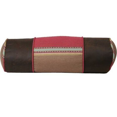 HiEnd Accents Santa Fe Polyester Neck Roll Pillow at Sears.com