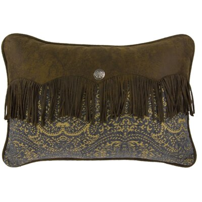 Reiser Chenille Envelope Lumber Pillow