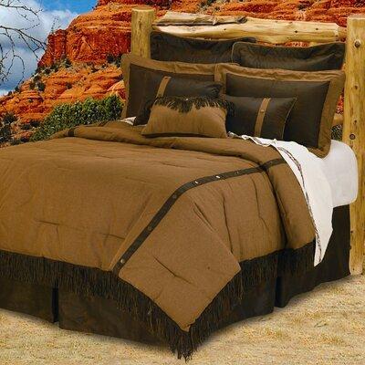Durango 5 Piece Comforter Set Size: Twin
