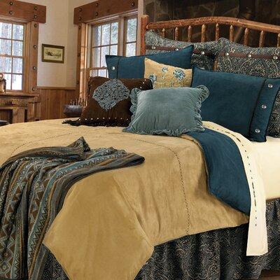 Bella Vista Comforter Set Size: Super Queen