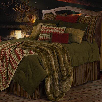 Brayan Comforter Set Size: Super Queen