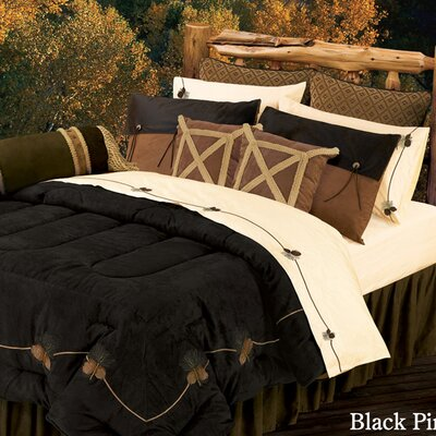 Black Pine Bedding Collection