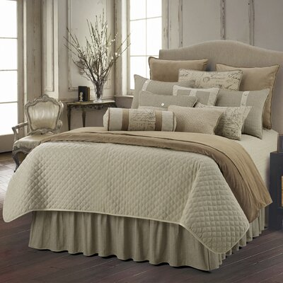 HiEnd Accents Fairfield Bedding Collection (3 Pieces) - Size: Super King