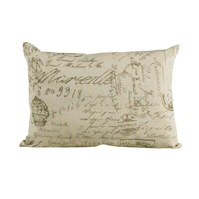 Fairfield Linen Lumbar Pillow