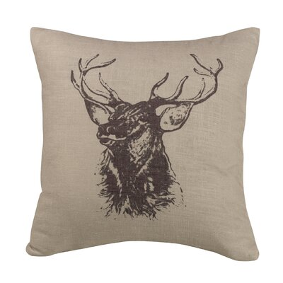 Dyann Linen Throw Pillow