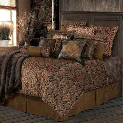Thurlos Comforter Set Size: Super Queen